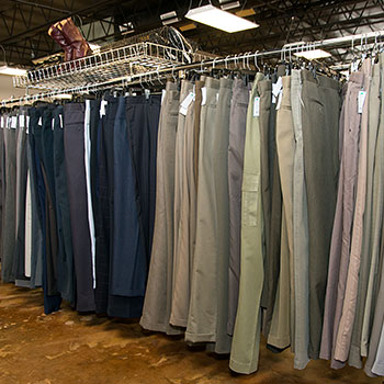 Men's Clothing at Hangers of Hope