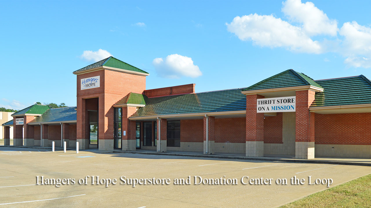 Hangers of Hope Superstore and Donation Center