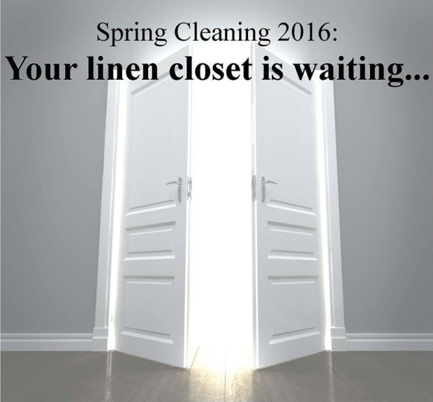 Spring Cleaning 2016